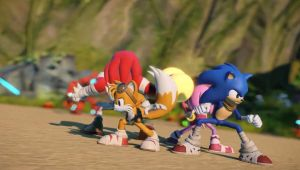 Sonic Boom looks so cool! by SondowverDarKRose
