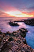 namlatu beach - ambon by kLvinphotography