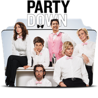 Party Down by rest-in-torment