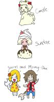 OC babies by Shellybelly95