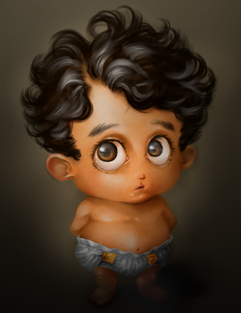Baby by CeninelaVF