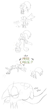 Lily Vs Cheese, Page 1 by spongesquirrel44