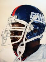 Lawrence Taylor by Retrodan16