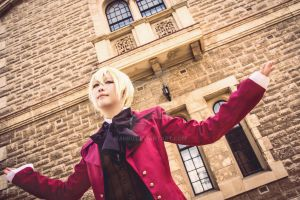 Alois Trancy by ahbu