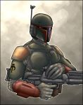 Mandalorian Colors by DeltaDave