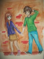 Hold My Hand by JustADaydreamAway