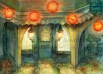 WtOT : Cafe Fortuna Front Concept Art : 1 by ExiledChaos