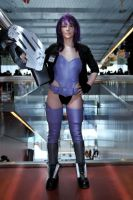Ghost In The Shell Motoko Kusanagi by LauraCraftCosplay