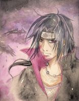 itachi by DesireFulDestr0yer