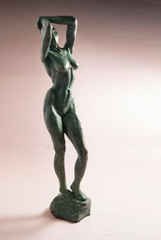 Orythia II in Bronze. by MHodges