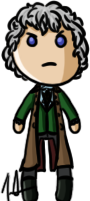 Doctor Who - Third Doctor by shrimp-pops