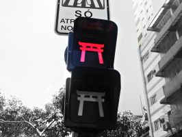 Traffic Light by KazePhotos
