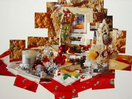X-mas Pieces by sompy