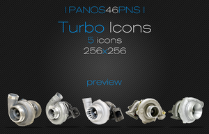 Turbo Icons by panos46