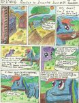 Rocket to Insanity: Falling Apart 6 by seventozen