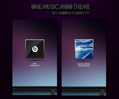 'ONE' MusicMod Theme by morgynbrytt