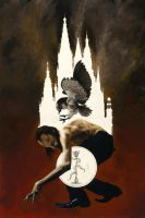 apostle three of twelve by menton3