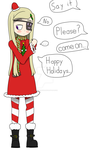 Solemn Dress-up Holiday by HellStorm8000