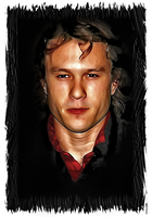 Heath Ledger by kruemel-sangerhausen