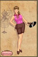 APH: 1950'S style Wy by mandababe12