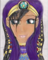 Isis in Color by Spiral-0ut