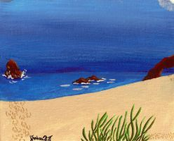 Rocky Cove by Lily-Hith-Silme