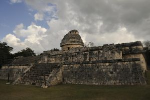 Caracol Mayan Observatory by AndySerrano