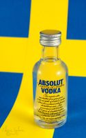 Absolut Vodka Sweden by ElaineSelene