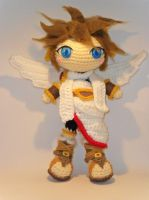 Kid icarus, Pit by Tia-tony