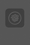 iOS5 cYDIA Wallpaper - Dark Grey by KoKaine