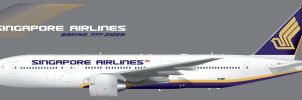 2009 Singapore Airlines B777 by Galen82