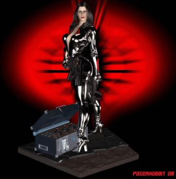 Cobra_The Baroness Again by Poserhobbit
