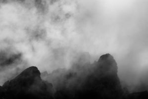 clouds upon the mountains by Neimad76