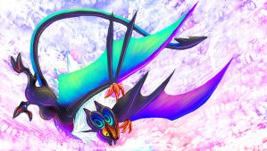 Noivern by AngelBunnyXOXO