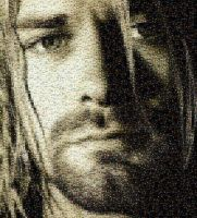 Kurt Cobain Collage by andrewnungester