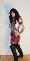 Sif by Angelic-Obscura