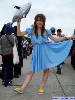 Comiket 2010 Summer 32 by Cosplayfu