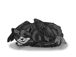 Kitten Thing for OtterFrost by DragonzFire95