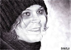 Ville's smile by Aillly