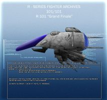 R-101 'Grand Finale' by Wes2299