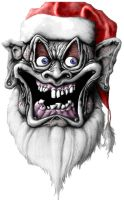 Ghoula Claus by fronor
