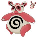 SPINDA EVOLUTION- PANDIZZY by Patchman