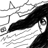 Upon The Storms (Non-Colored Version) by MysticStar-NiChan