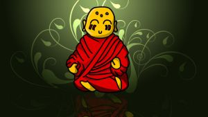 The Enlightened One: Buddha by thinkfastBOOM93