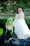 Code Geass - The Witch and the Princess by CherryMemories