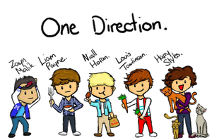One Direction by LisStyPayHoraLikSon