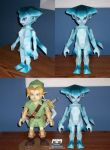Princess Ruto Assembled by billybob884