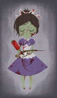 Little Sister by HollywoodVoodoo