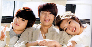 SungJung, Me and SungYeol by NamWoo-Hyun