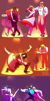DANCE PARTY by BITEGHOST